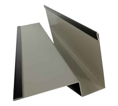 Plegados de piezas de aluminio